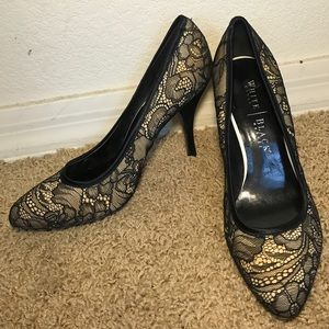 White House Black Market Shoes - White House black market heels