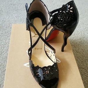 268e9b22506 Christian Louboutin Shoes - Christian Louboutin Enchantee heels 120 mm