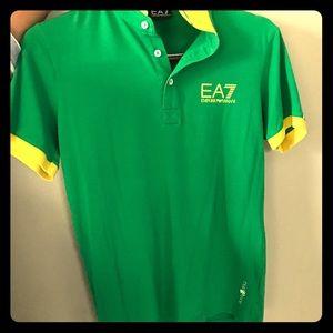 Emporio Armani Other - Emporio Armani EA7 - Brasil polo shirt