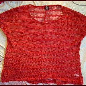 bobeau Sweaters - ⚡️FLASH SALE⚡️Beautiful knit see through sweater🍁
