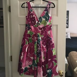 suzi Chin Dresses & Skirts - Floral print dress