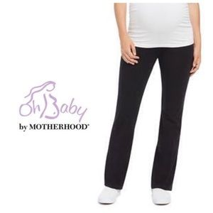 Oh Baby by Motherhood Pants - Oh baby by Motherhood Maternity Yoga Style Pants S