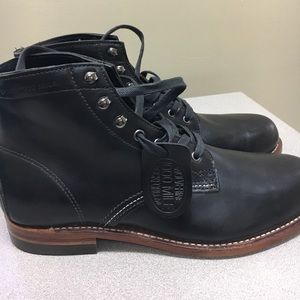 Wolverine Other - 🔥🔥Wolverine 1000 Mile mens black leather boots.