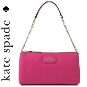 SALE kate spade Pink Wellesley Byrd Crossbody