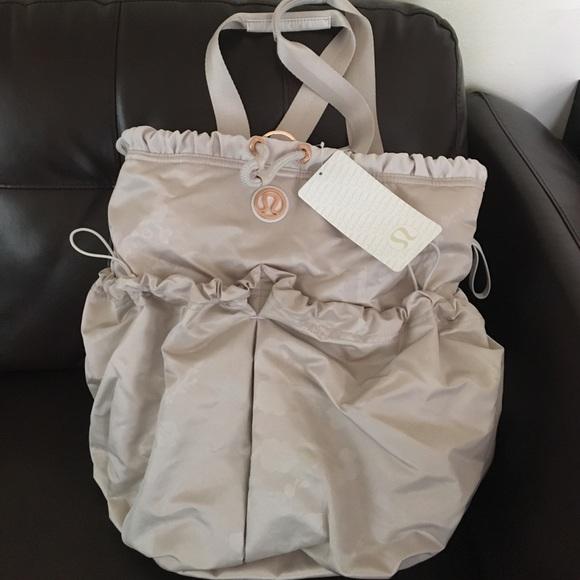 13b46b94564 lululemon athletica Bags | Lululemon Bliss Bag New With Tag | Poshmark