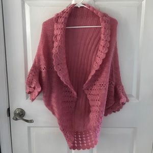 Tocca Sweaters - Tocca poncho