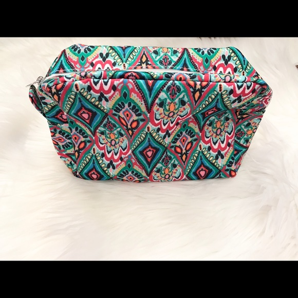 Handbags - Beautiful inspired makeup bag