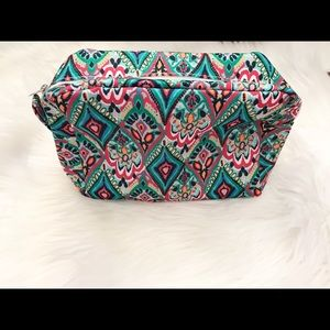 Beautiful inspired makeup bag