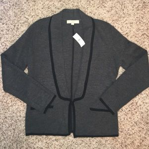 LOFT Sweaters - ❗️NWT | LOFT Wool Blazer Style Sweater