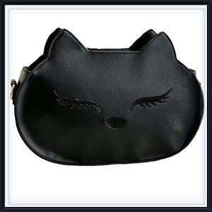 Entropy Handbags - NWT Shadow Fox Black Crossbody
