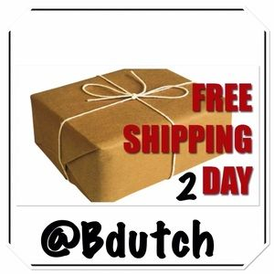 Purchase or BUNDLE $30 or more for FREE shipping.