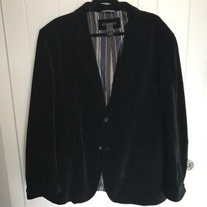 Claiborne Other - Claiborne velvet black jacket 46R