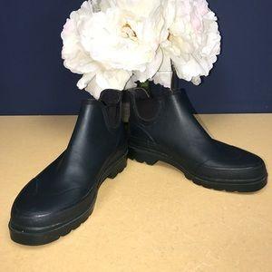 J. Crew Shoes - J Crew Short Rain ☔️ Booties