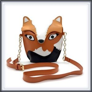 Handbags - NWT Foxy 🦊 Crossbody Bucket Bag
