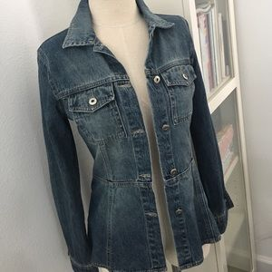 Rubbish Jackets & Blazers - Fitted Jean Jacket