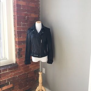 Michael Kors Jackets & Blazers - Genuine Leather Michael Kors Jacket