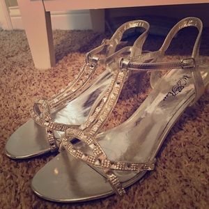 Homecoming shoes
