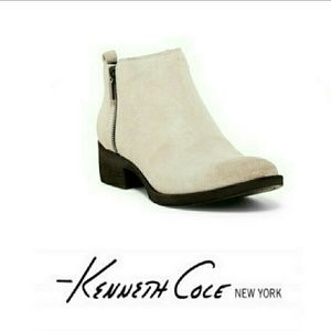 """Kenneth Cole Shoes - Kenneth Cole New York """"Levon"""" Cappuccino Boot"""