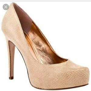 BCBGeneration Shoes - BCBGeneration BG Parade cashew/sandalwood heels
