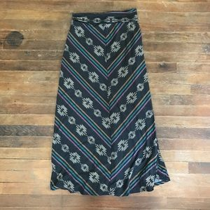 Mossimo Supply Co. Dresses & Skirts - Tribal maxi skirt