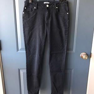 Express Black Skinny Pants