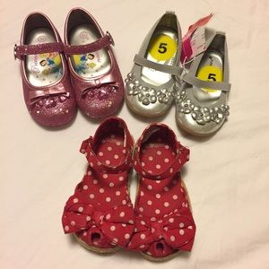 Gymboree Other - Toddler shoes bundle