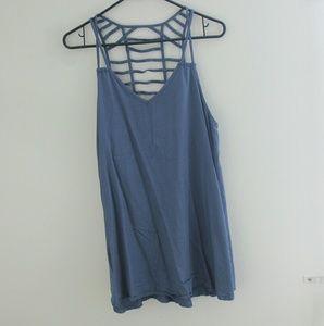 RVCA Dresses & Skirts - RVCA ladder back dress