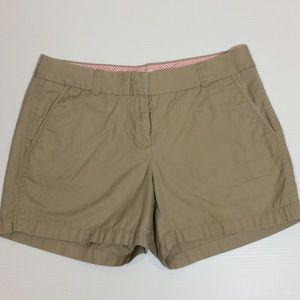 J. Crew Pants - J. Crew Khaki Broken In Chino Shorts
