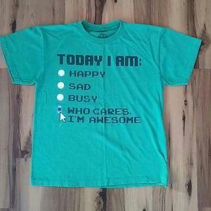 hybrid Other - Boys tee shirt