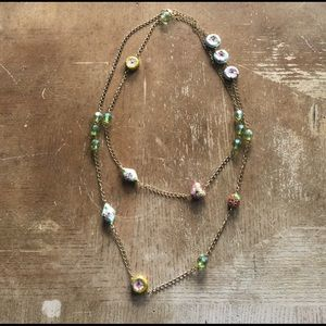 Jewelry - Necklace gold tone 🌺