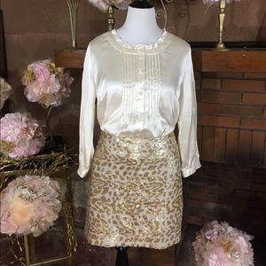Banana Republic Dresses & Skirts - Banana Republic skirt sz 16 and Jaclyn Smith top