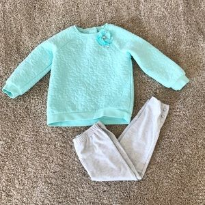 Little Me Other - Little Me Two Piece Set - 3T