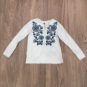 Tea Collection Other - Tea Collection Henley Top