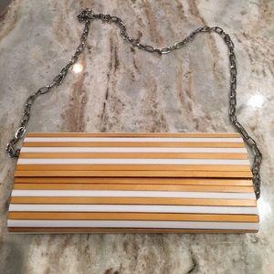 sondra roberts Handbags - Sondra Roberts clutch