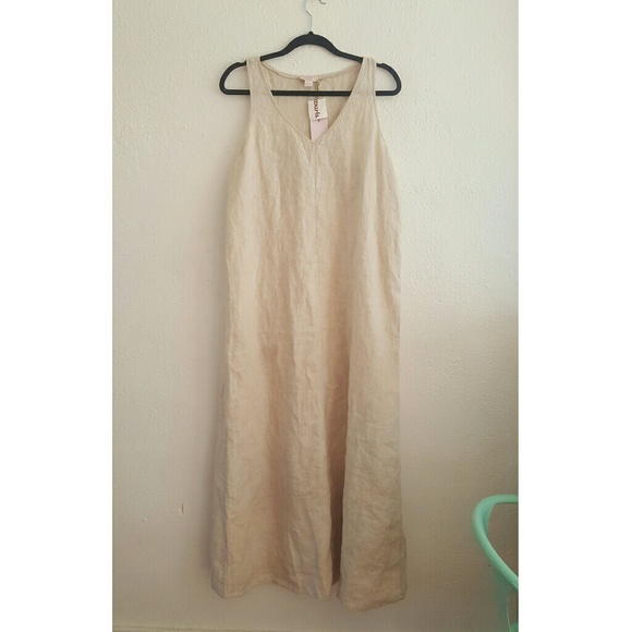 St. Tropez Dresses | St Tropez Linen Dress | Poshmark