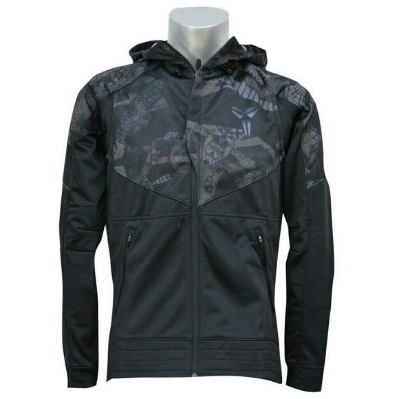 2878cce02ef RARE Kobe Black Mamba Therma Fit jacket. M 58bb320e7f0a053cae0182ed