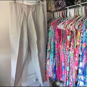 ❤Eileen Fisher Linen Pants