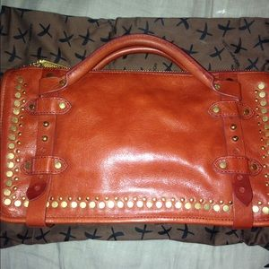 Rebecca Minkoff Handbags - Rebecca Minkoff Studded Clutch