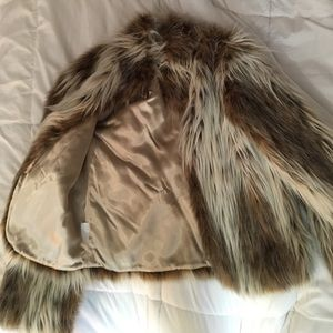 Fabulous Furs Jackets & Blazers - Worn Once Silk fur coat