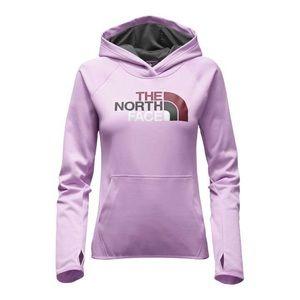 North Face Jackets & Blazers - Lavender Hoodie