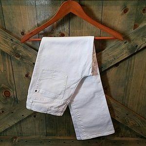 Vans Denim - VANS white denim jeans