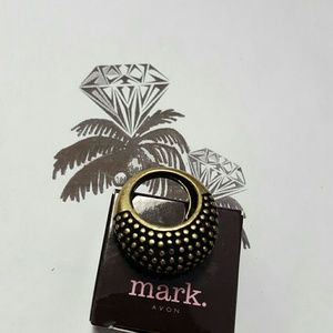 mark By Avon Jewelry - Mark Show Your Metal Ring