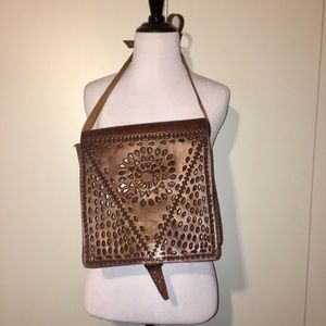 Rustic Leather shoulder bag