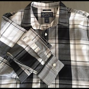 American Rag Other - Plaid Long Sleeve Button Down Shirt