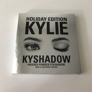 Kylie Cosmetics Other - Kylie cosmetics Kyshadow Holiday Edition