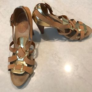 Cole Haan sandals with Nike Air