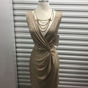 Boston Proper Dresses & Skirts - Boston proper shiner knot dress 💕SALE💕