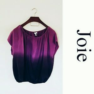 Joie Tops - New! Joie 100% silk top! Large