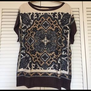 Michael Kors knit top size XL