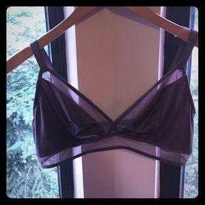 Victoria's Secret Other - Victoria's Secret bralette  with mesh